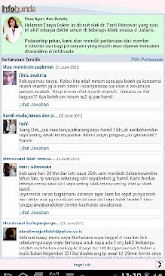 Infobunda-IBU HAMIL,BAYI- screenshot thumbnail