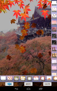 Aki Camera -Autumn & halloween- screenshot thumbnail
