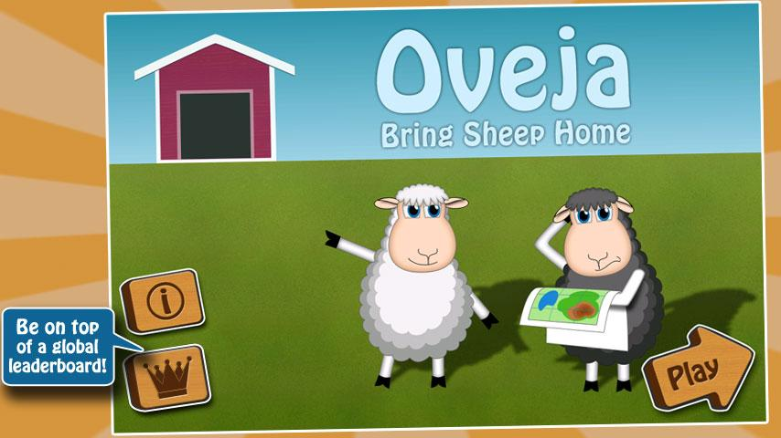Oveja the Sheep!- screenshot