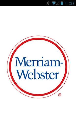 Merriam-Webster's Law