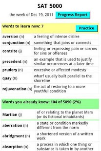 A+ ITestYou: SAT Vocabulary $- screenshot thumbnail