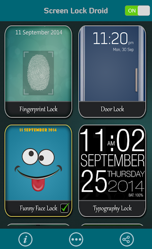 Screen Lock Droid