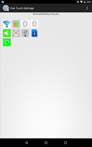 【免費工具App】One Touch Settings-APP點子