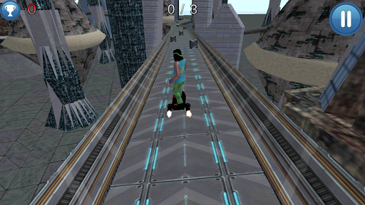喷气局比赛3D