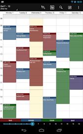 Business Calendar Pro Screenshot 18