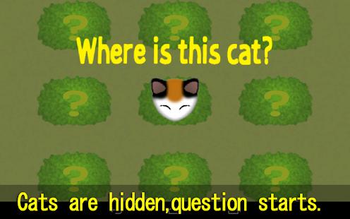 玩免費家庭片APP 下載NekoDoko - Where is cat - app不用錢 硬是要APP