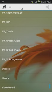 Galaxy S3 Ringtones - screenshot thumbnail