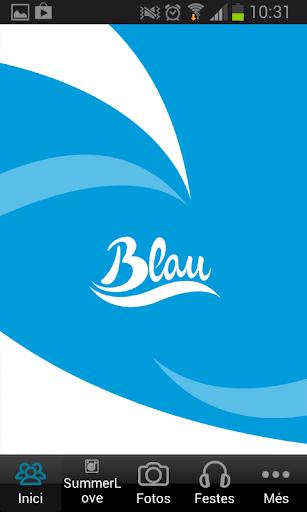 Blau Disco