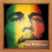 Bob Marley Live Wallpaper