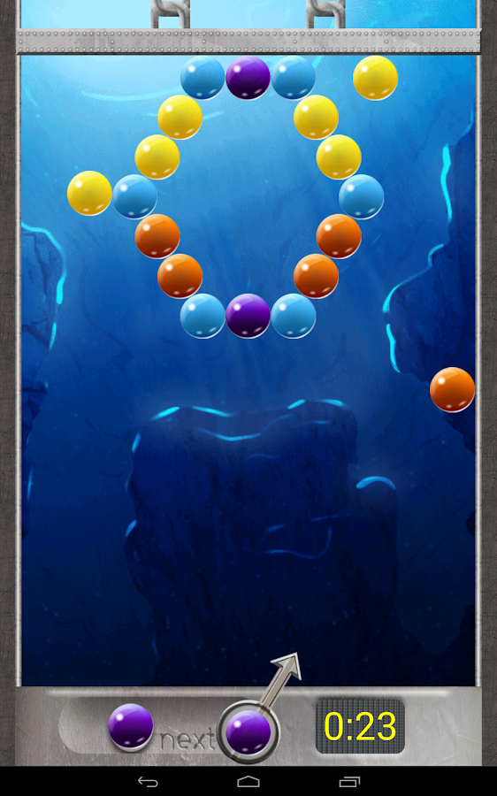 Bubble Squeeze Lite- screenshot