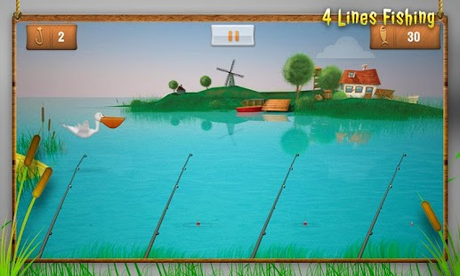 4-lines fishing- screenshot thumbnail