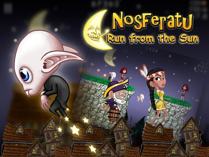 Nosferatu - Run from the Sun- screenshot thumbnail