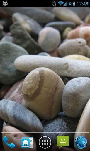 Magic Ripple : Stone in Water