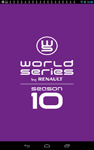 World Series by Renault - screenshot thumbnail