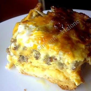 Deluxe Breakfast Casserole