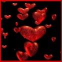 Hearts Live Wallpaper !! logo