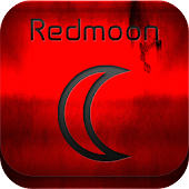 CM10.1 - Redmoon Theme