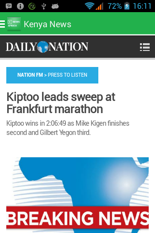 East Africa News