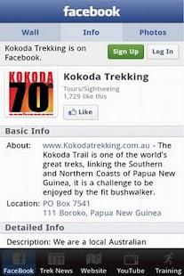 Kokoda Trekking- screenshot thumbnail
