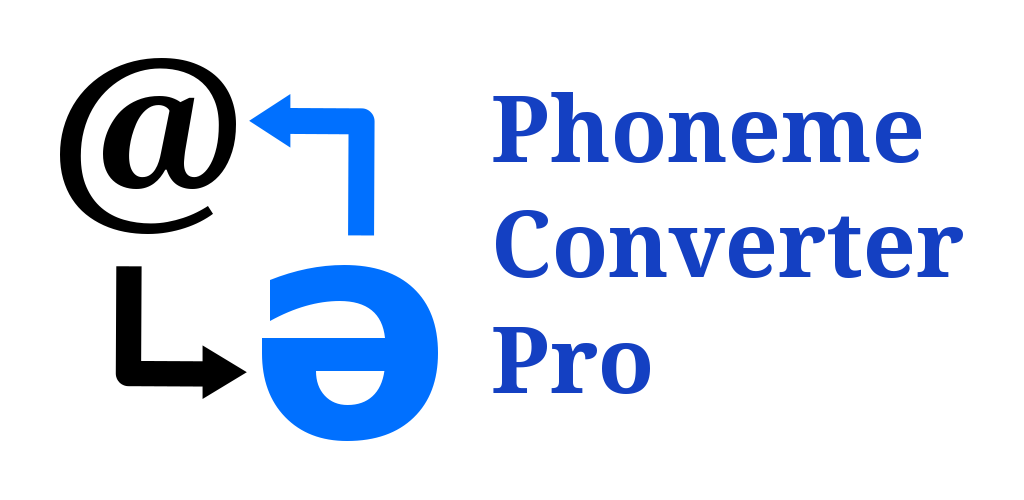 Download Phoneme Converter Pro APK latest version 2 0 for android devices