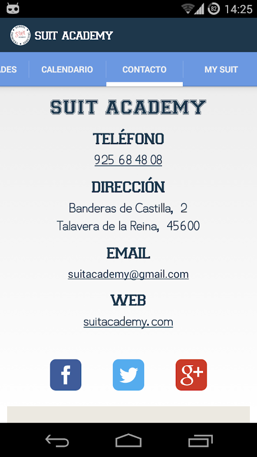 Suit Academy- screenshot