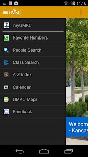 UMKC - screenshot thumbnail