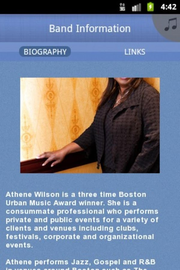Athene Wilson - screenshot