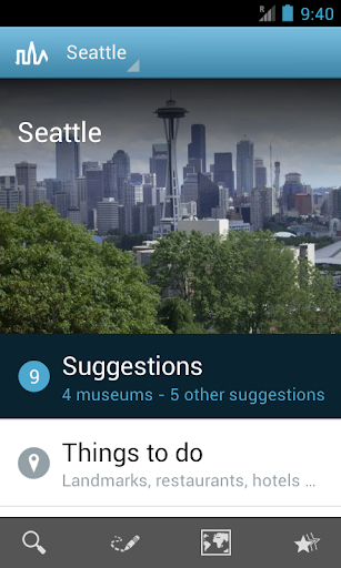 Seattle Guide by Triposo