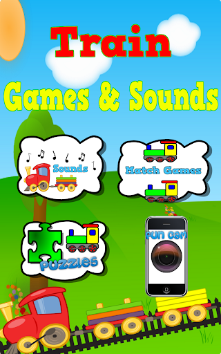 Train Games For Toddlers Pro