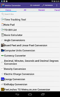 Metric Unit Converter- screenshot thumbnail
