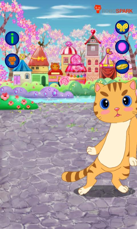 Tabby Cat - screenshot