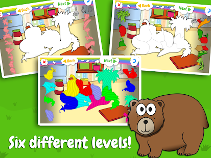 Puzzle Maestro - made for kids- screenshot thumbnail
