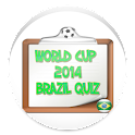 WORLD CUP 2014 BRAZIL QUIZ icon