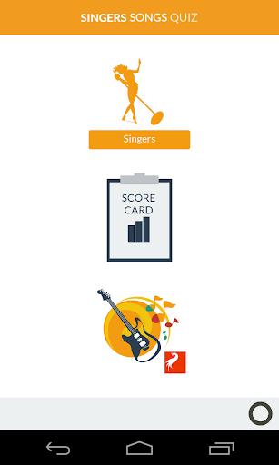 Singers Quiz Game