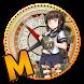 艦これ時計 M(時計ウィジェット)