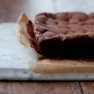 Chocolate Cherry Brownies.