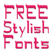 Free Download Stylish Fonts for FlipFont APK for Samsung