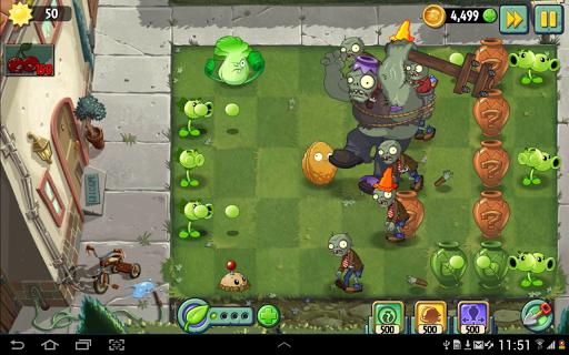 Plants vs. Zombies™ 2 скачать на планшет Андроид