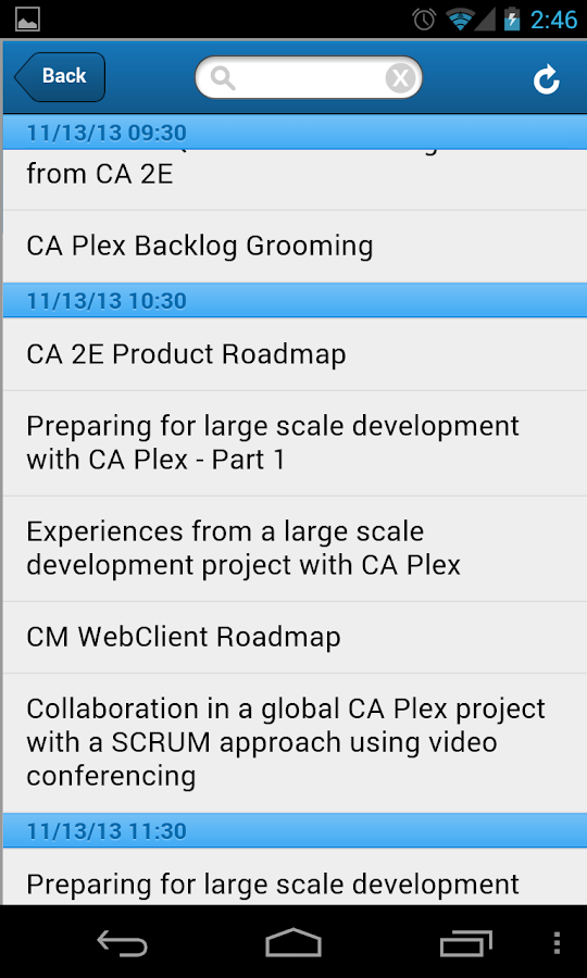 CA 2E/Plex 2013 Con Helper - screenshot