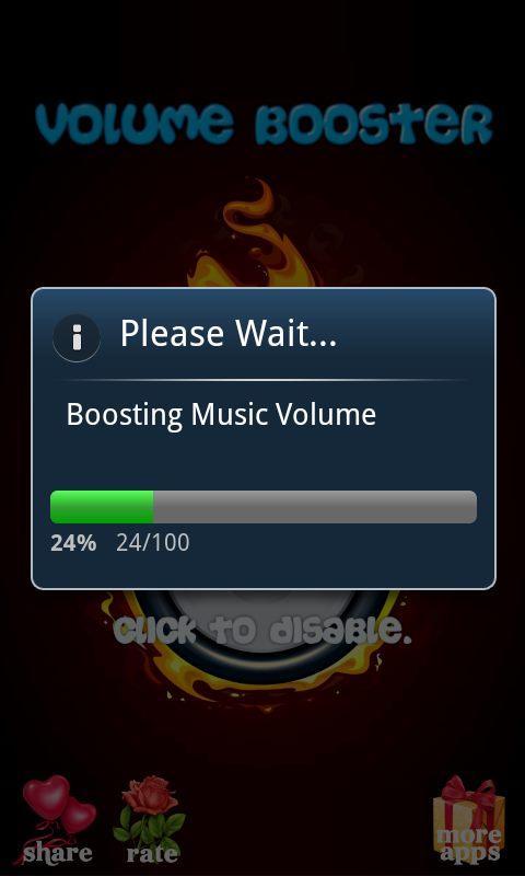 Cep Volume Booster Resimler