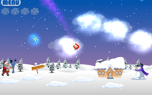 Slingshot Santa - 2014