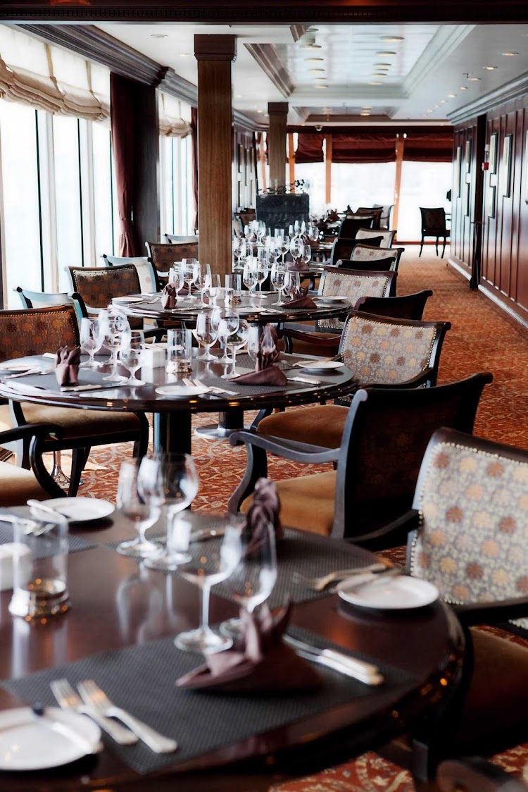 Prime C is the place to indulge in fine dining while at sea with Azamara.