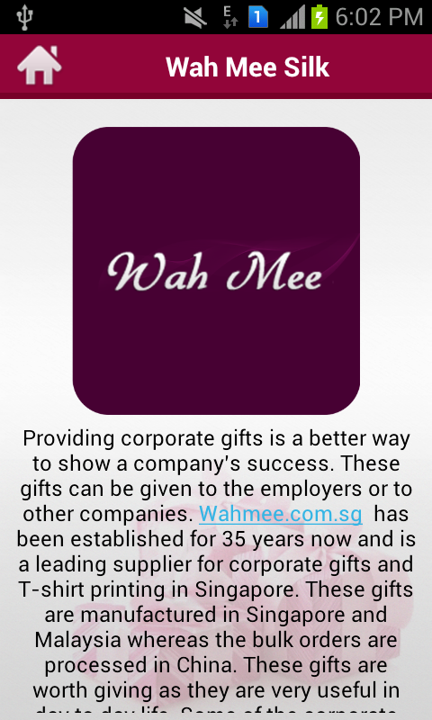 Wah mee silk screen printing android apps on google play for Local t shirt printing companies