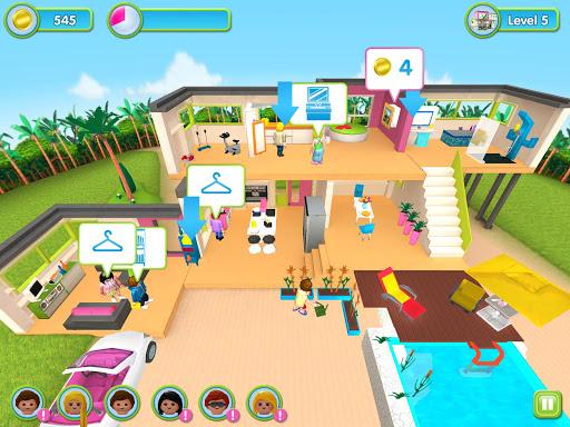 PLAYMOBIL Luxusvilla для планшетов на Android
