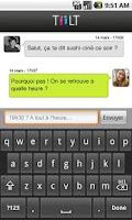 Screenshot of TiiLT Rencontres Célibataires