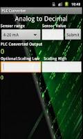 Screenshot of PLC Converter
