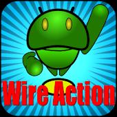 Wire Climb