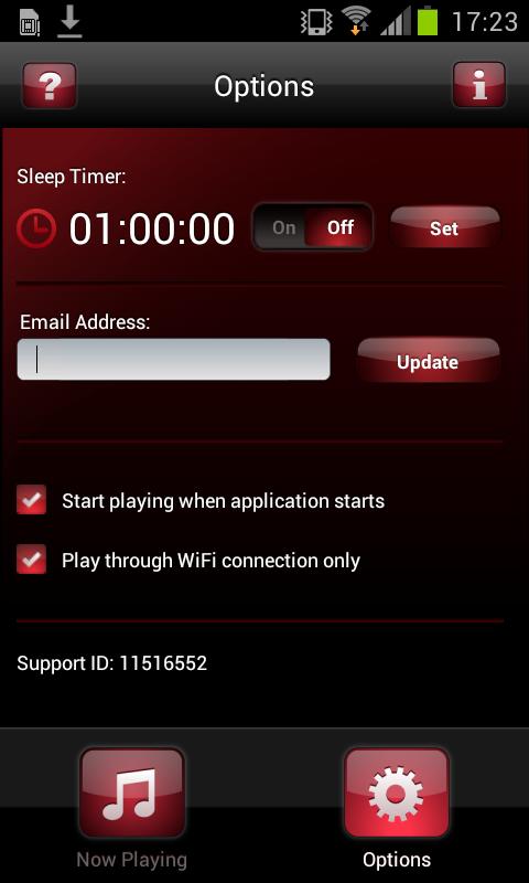 Super Estrella App - screenshot