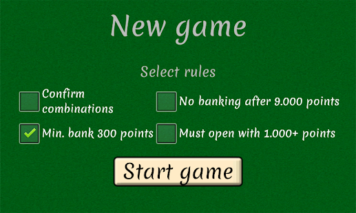 10.000 - The Dice Game- screenshot thumbnail