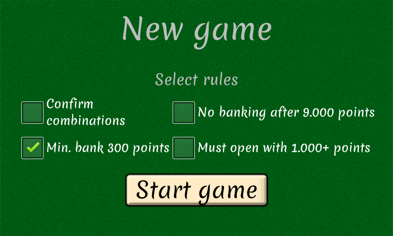 10,000 - The Dice Game- screenshot